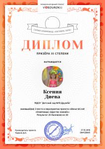 3Диева Ксения (2)